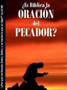 OracionDelPecador