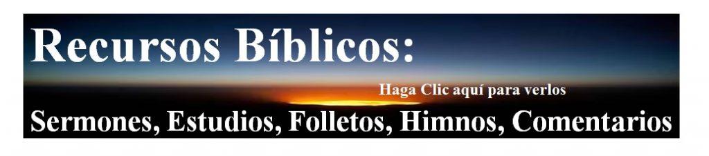 Iglesia de Cristo - Estudios Gratis, Folletos, Sermones, Comentarios